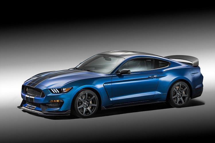 2015 Shelby GT350R Mustang