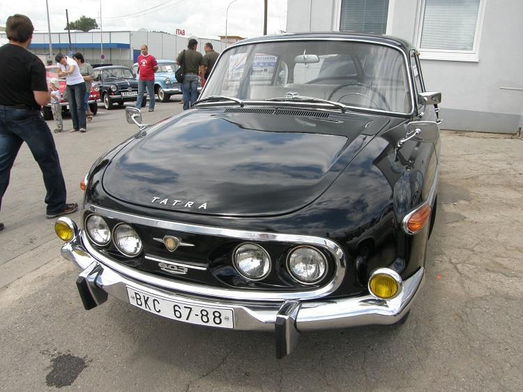 Ugliest Car In The World - Tatra T603
