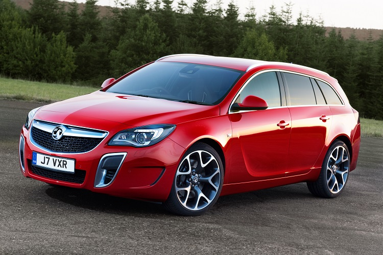 Unknown Cars - Vauxhall Insignia