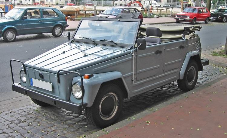 Ugliest Car In The World - Volkswagen 181