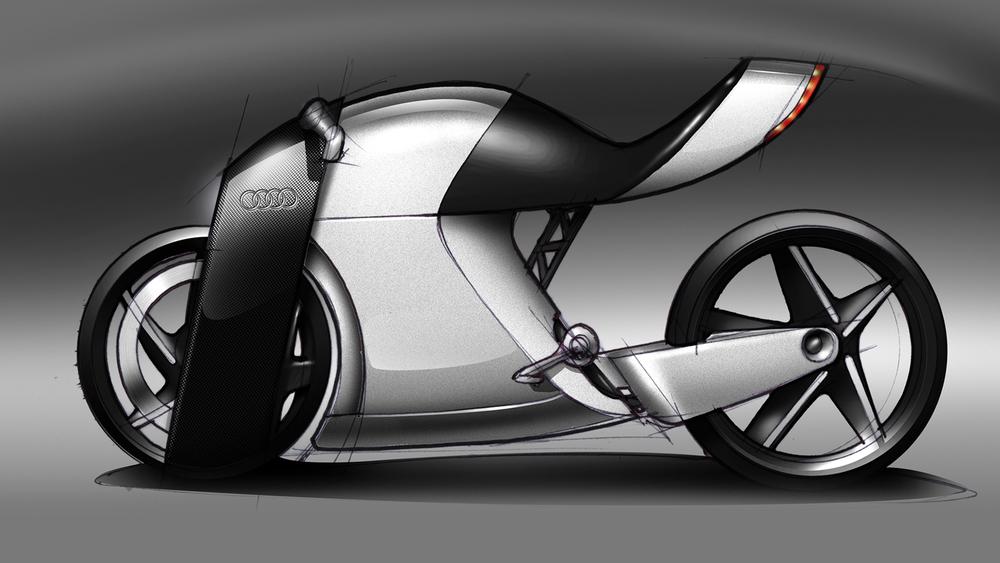 Audi Concept Bike 1