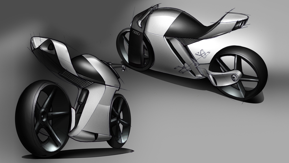 Audi Concept Bike 2