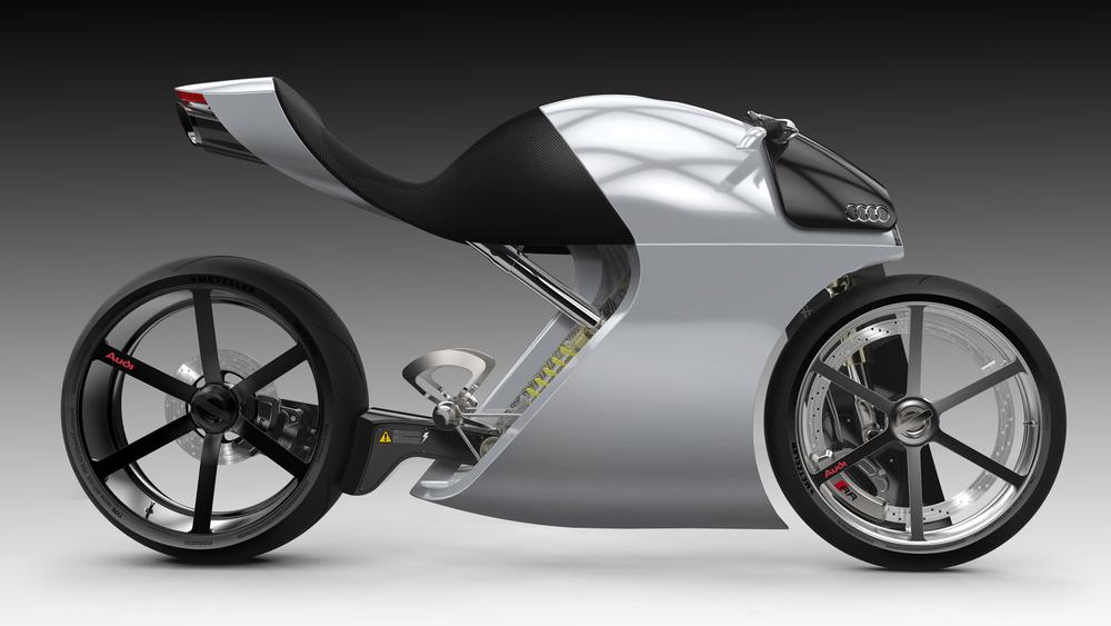 Audi Concept Bike 3
