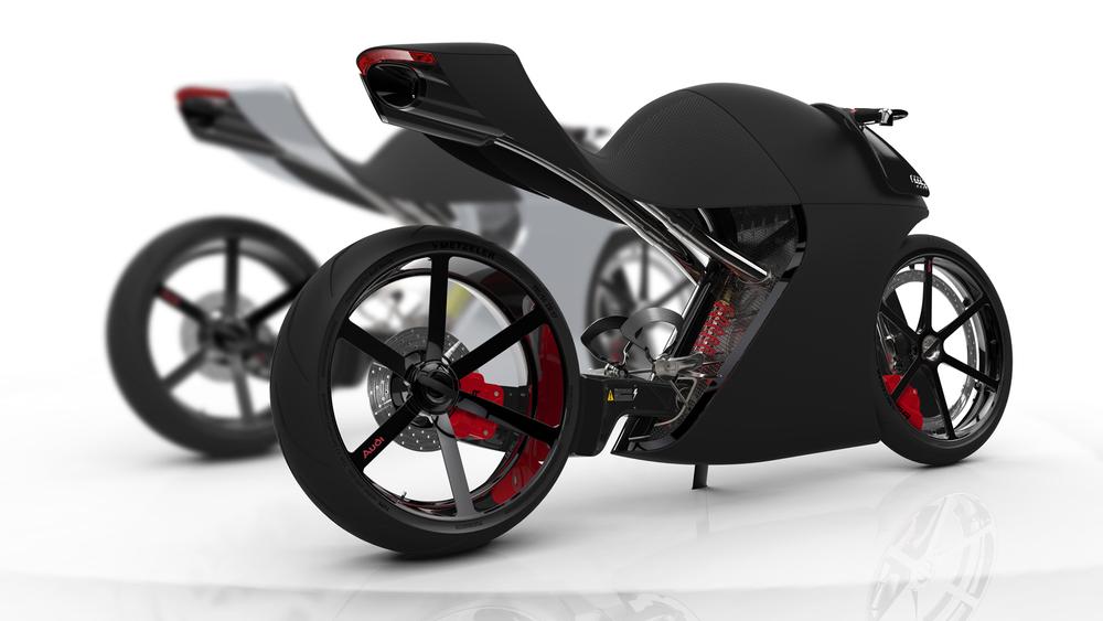 Audi Concept Bike 8