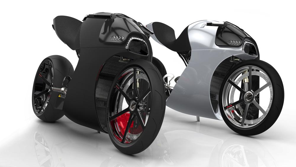 Audi Concept Bike 4