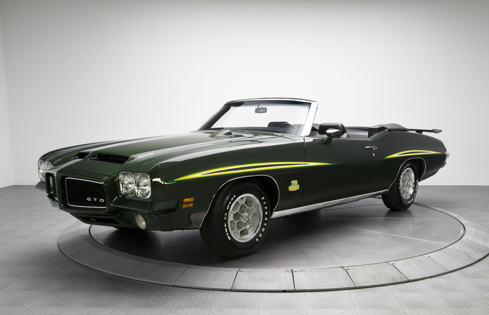 Rare American Cars - Pontiac GTO