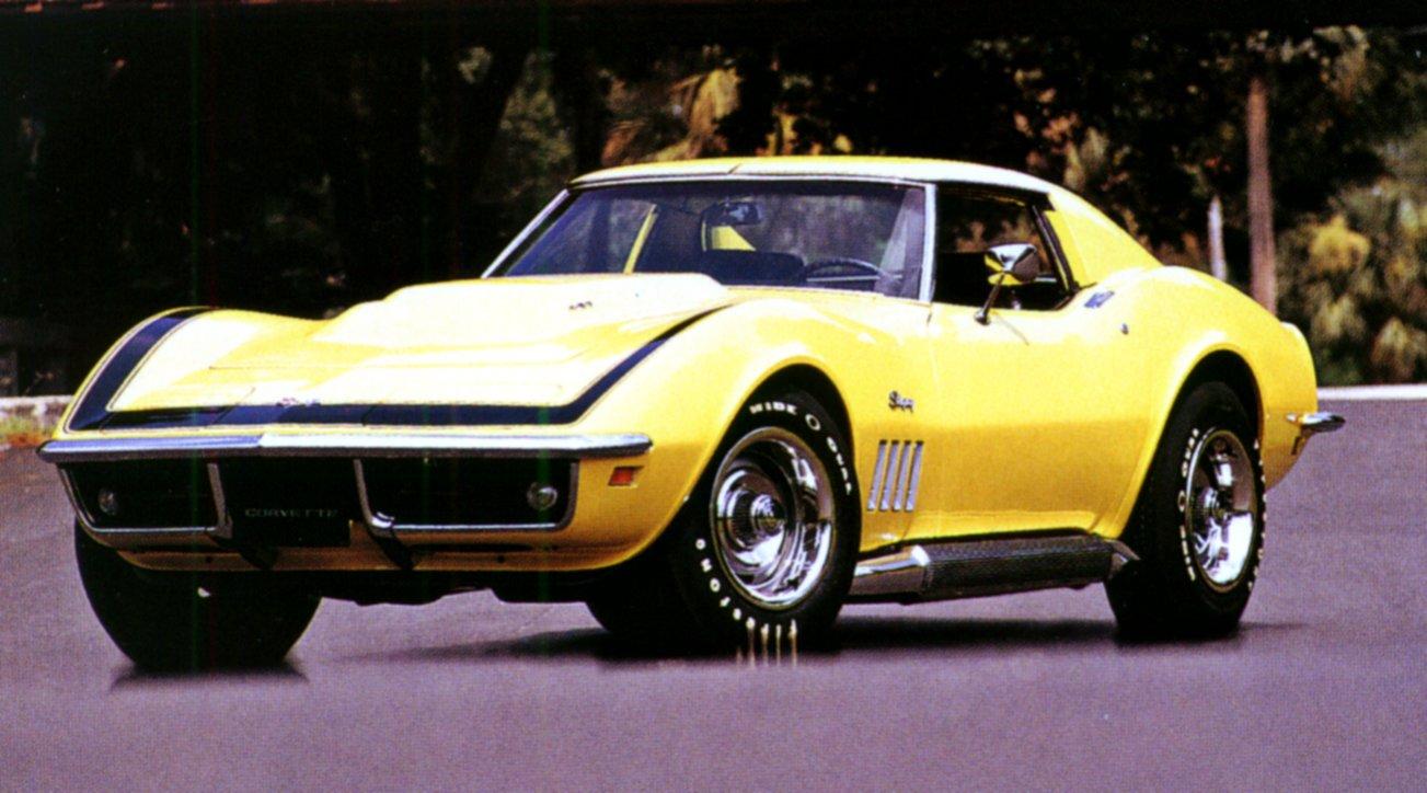 Rare American Cars - Chevrolet Corvette ZL1