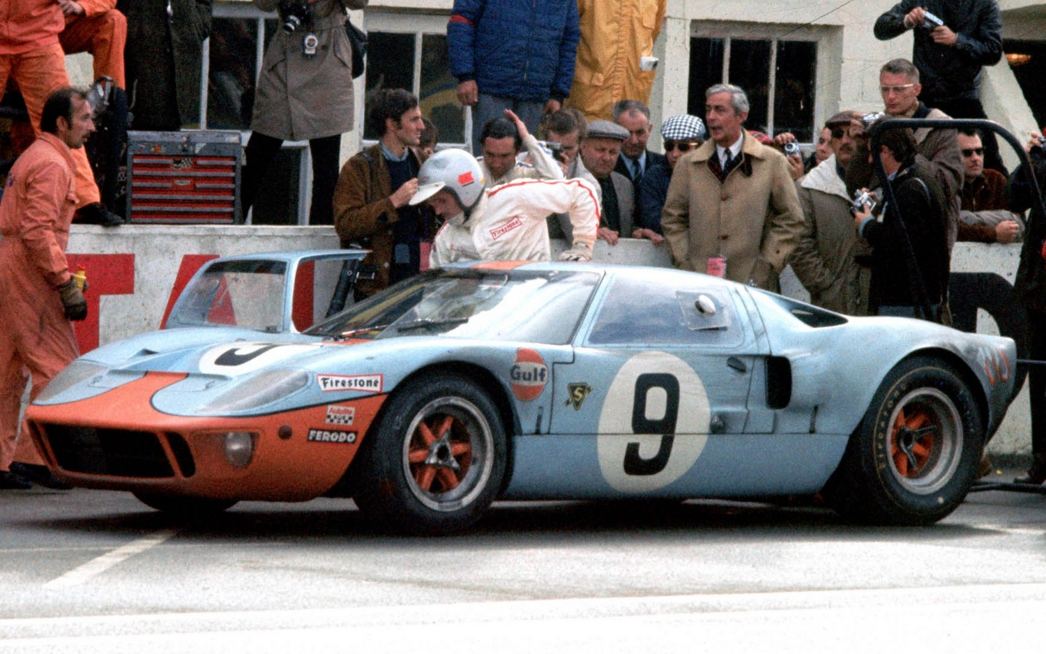 2017 GT40 Facts 6