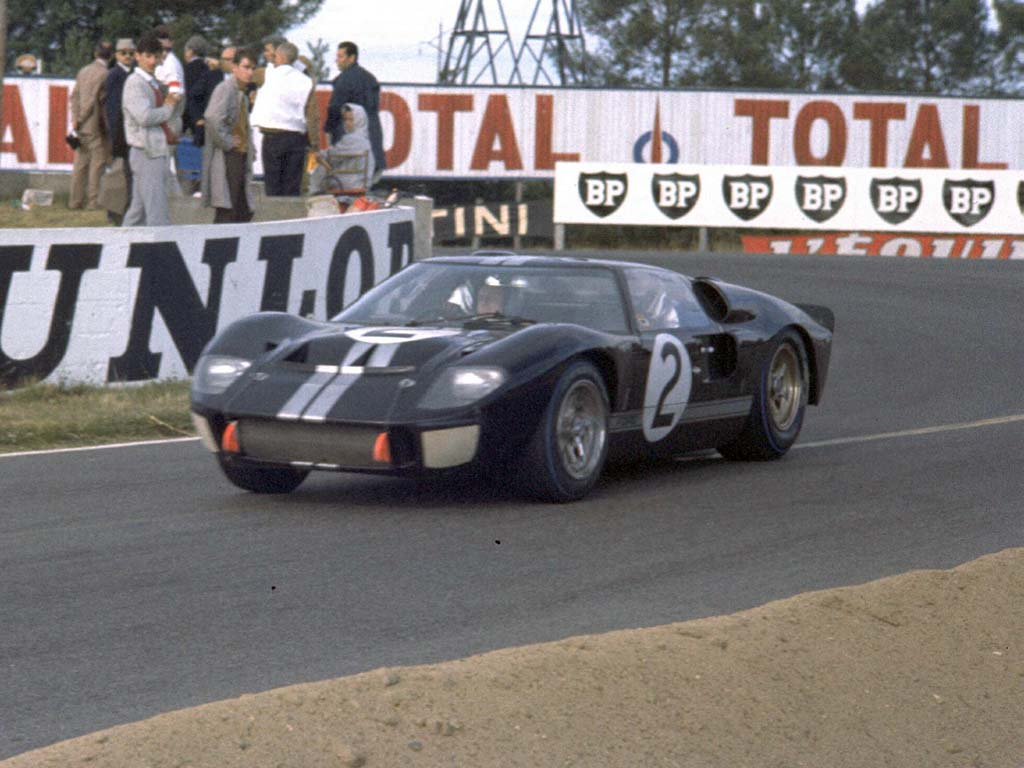2017 GT40 Facts 4