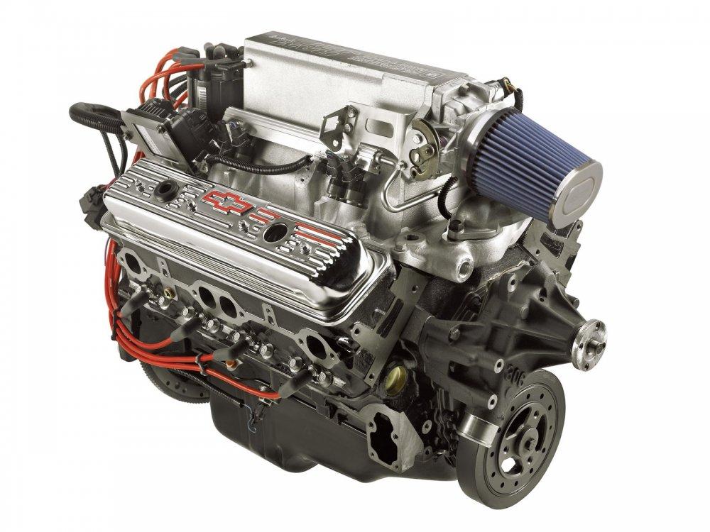 Chevy Small Block V8 L31