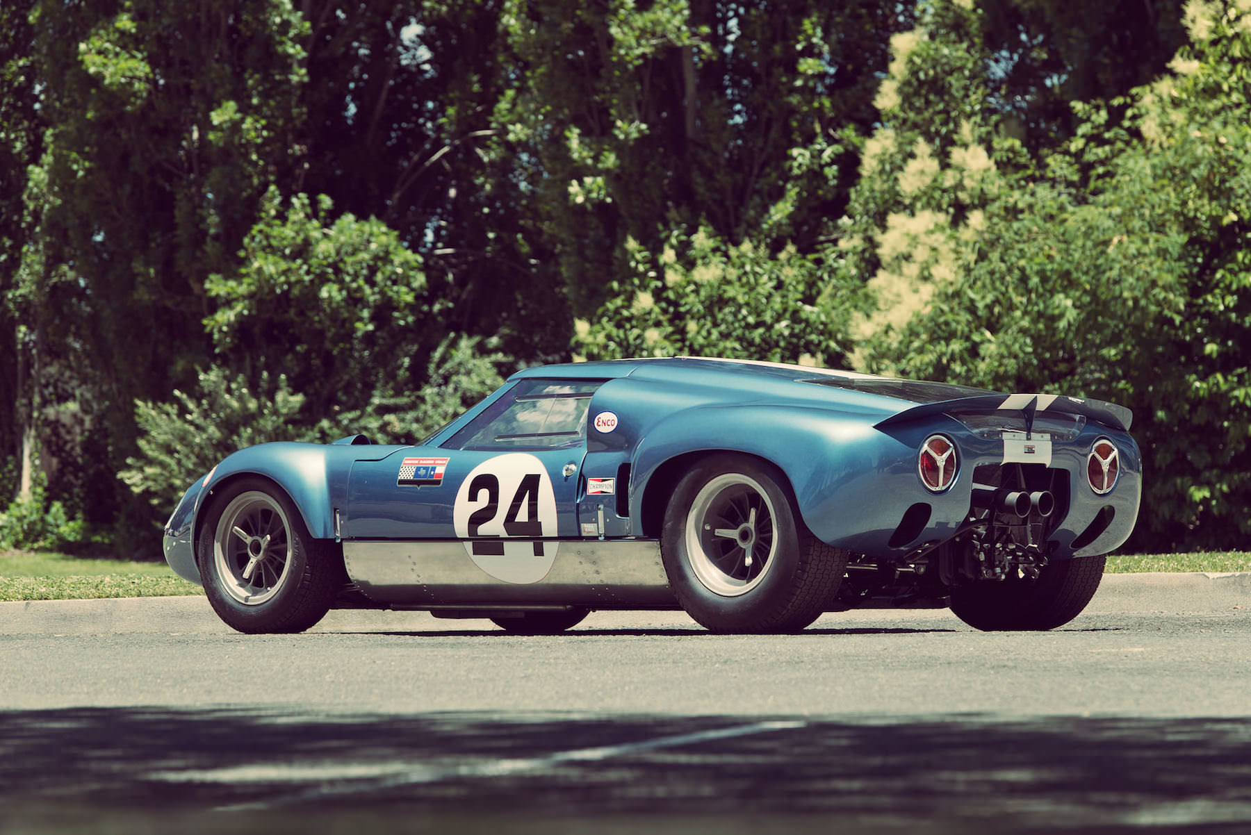 2017 GT40 Facts