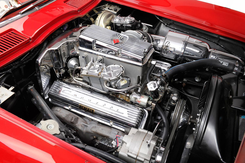 Chevy Small Block V8 L-84