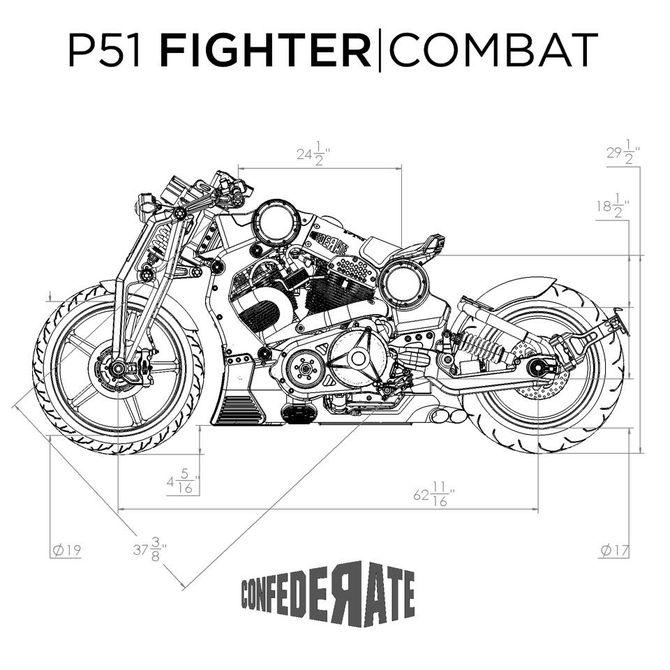 P51 Combat Fighter 7