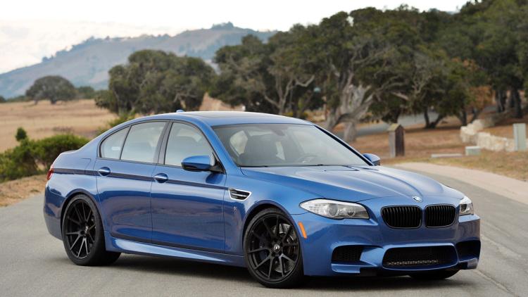 Best V8 Sedans And Coupes - BMW M5