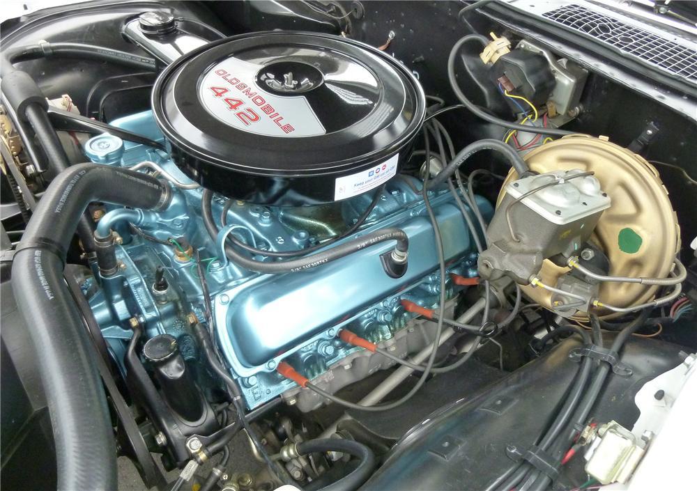 Biggest V8 Engine From Detroit 4