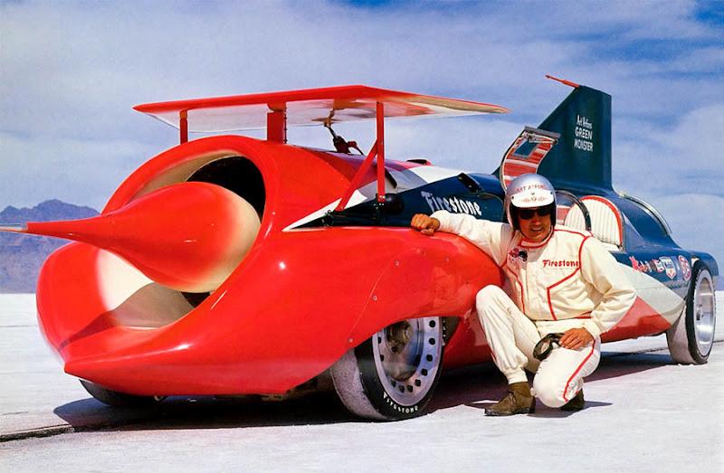 Jet Engine Car 13