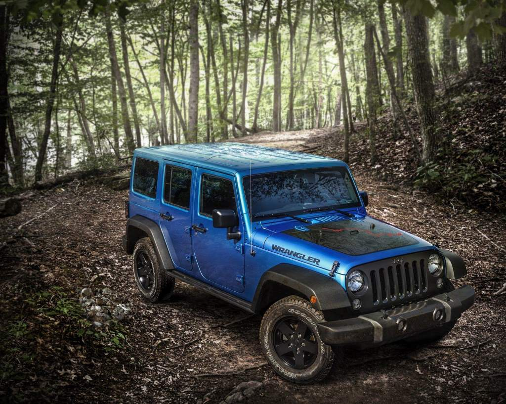 The 2016 Jeep Wrangler Black Bear Edition Has Something Special To It Pick Up 2015 Specs