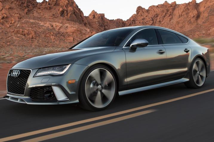 Best V8 Sedans And Coupes - Audi RS 7