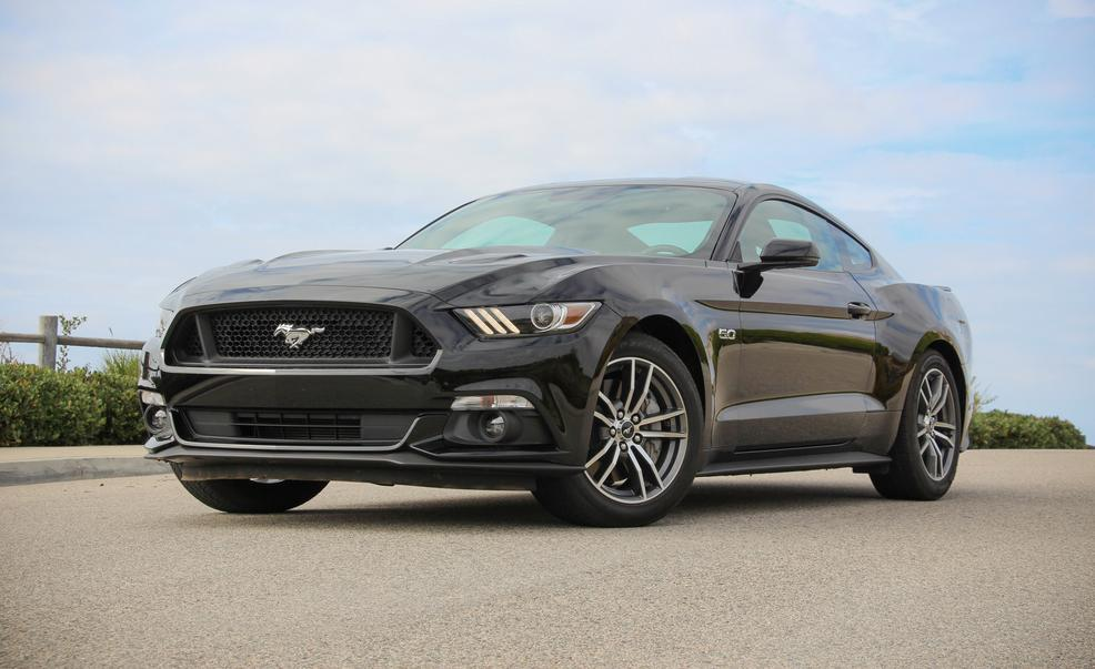Best V8 Sedans And Coupes - Ford Mustang GT