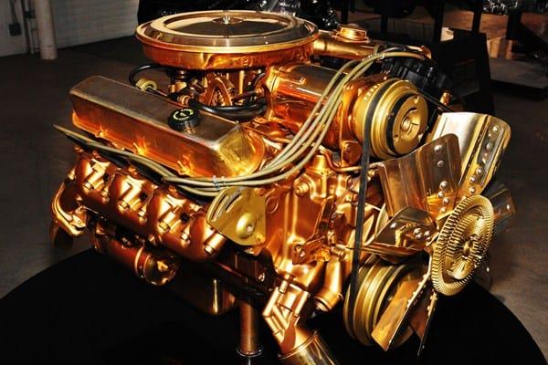 Biggest V8 Engine From Detroit 1