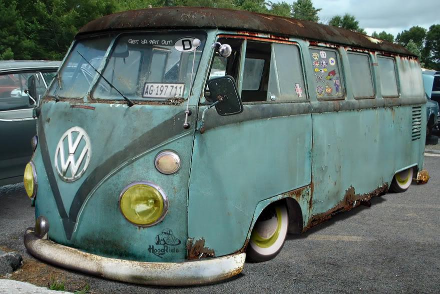 Volkswagen Bus 2017 19