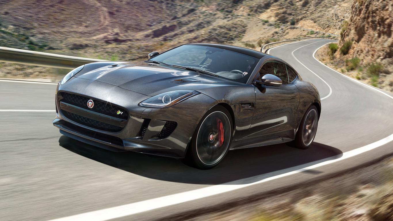 Best V8 Sedans And Coupes Jaguar F-Type R