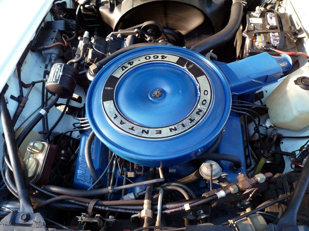 Biggest V8 Engine From Detroit 6
