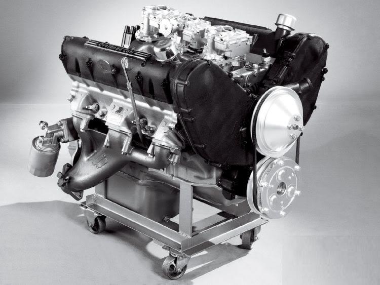 MACs V8 OHC DESIGN