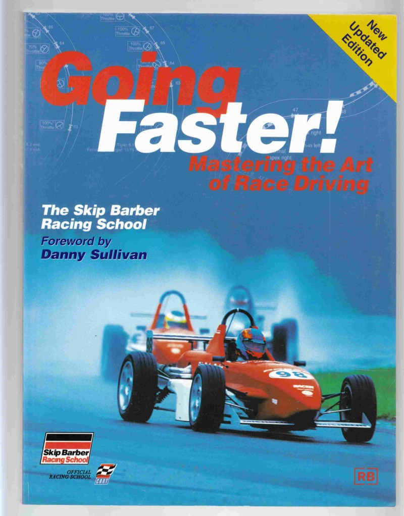 Best Car Books  – Going Faster! Mastering the Art of Race Driving