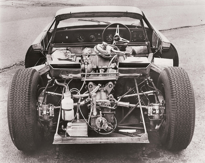 Jet Engine Car 1