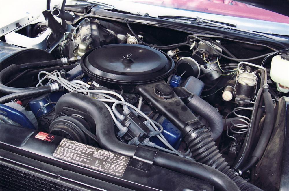 Biggest V8 Engine From Detroit 9