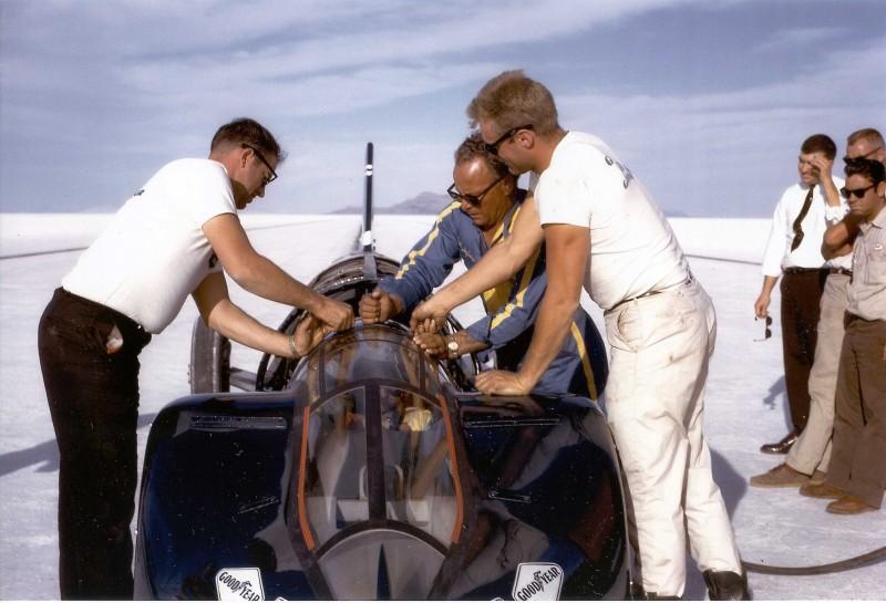 Jet Engine Car 12