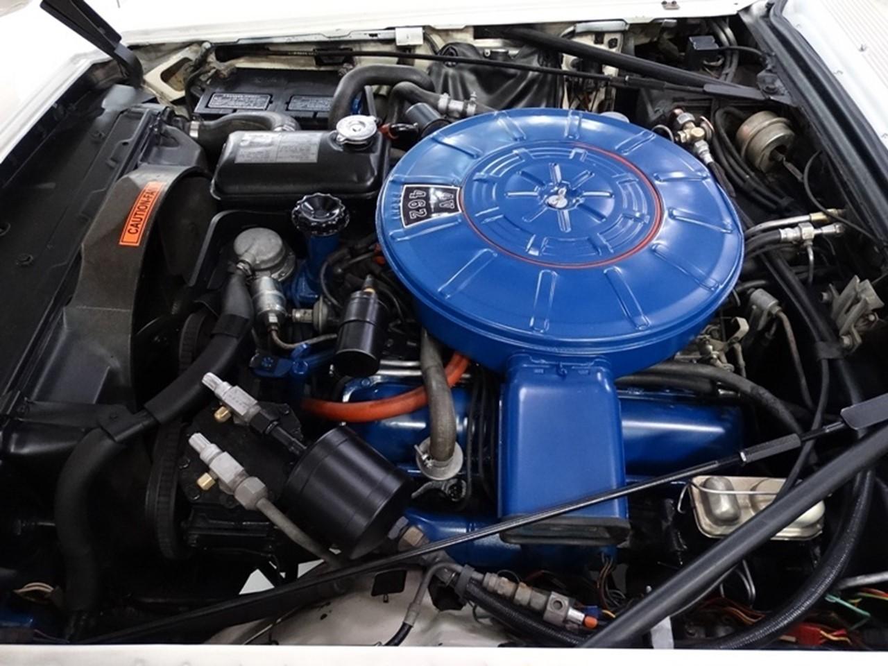 Biggest V8 Engine From Detroit 7