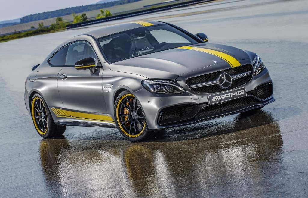 C63 Edition 1 Front 3/4