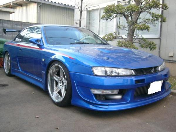 Fastest Japanese Cars Of The 90s - S14 Nissan Silvia