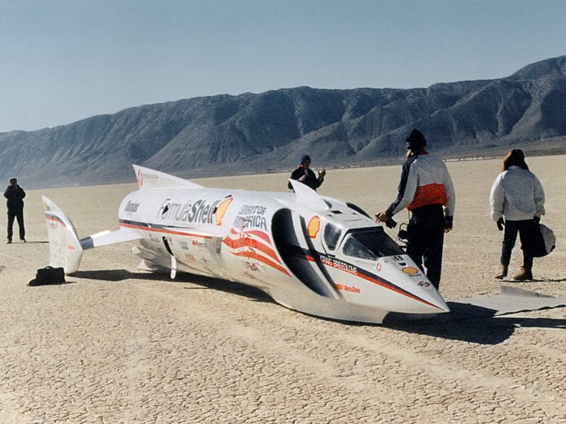 Jet Engine Car 17