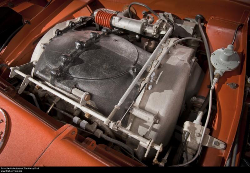 Turbine Powered Car 1