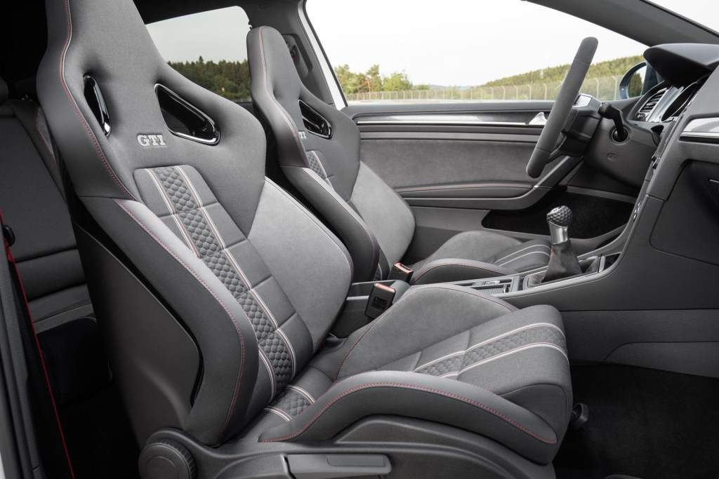 Volkswagen Golf GTi Clubsport Interior