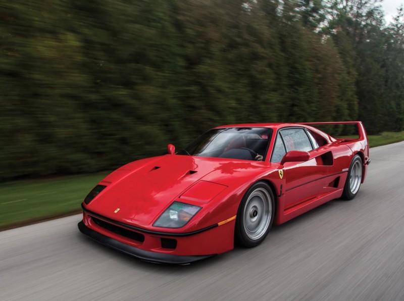 1990-Ferrari-F40