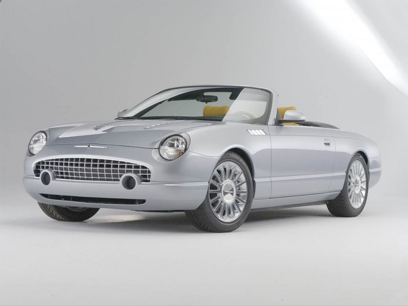 Ford Supercharged Thunderbird Concept.