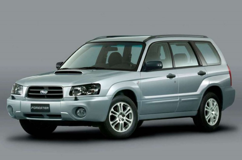 Subaru Forester - Faster Chevelle?