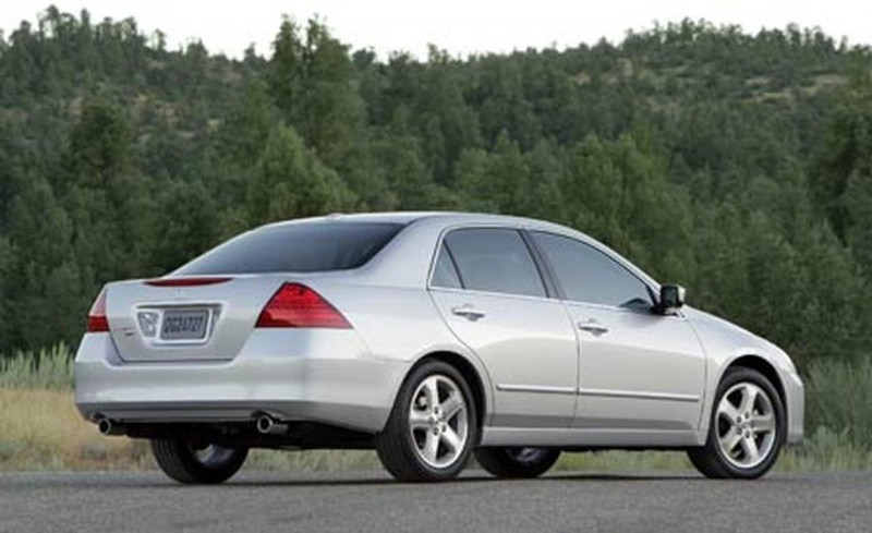 Honda Accord - Faster Chevelle?