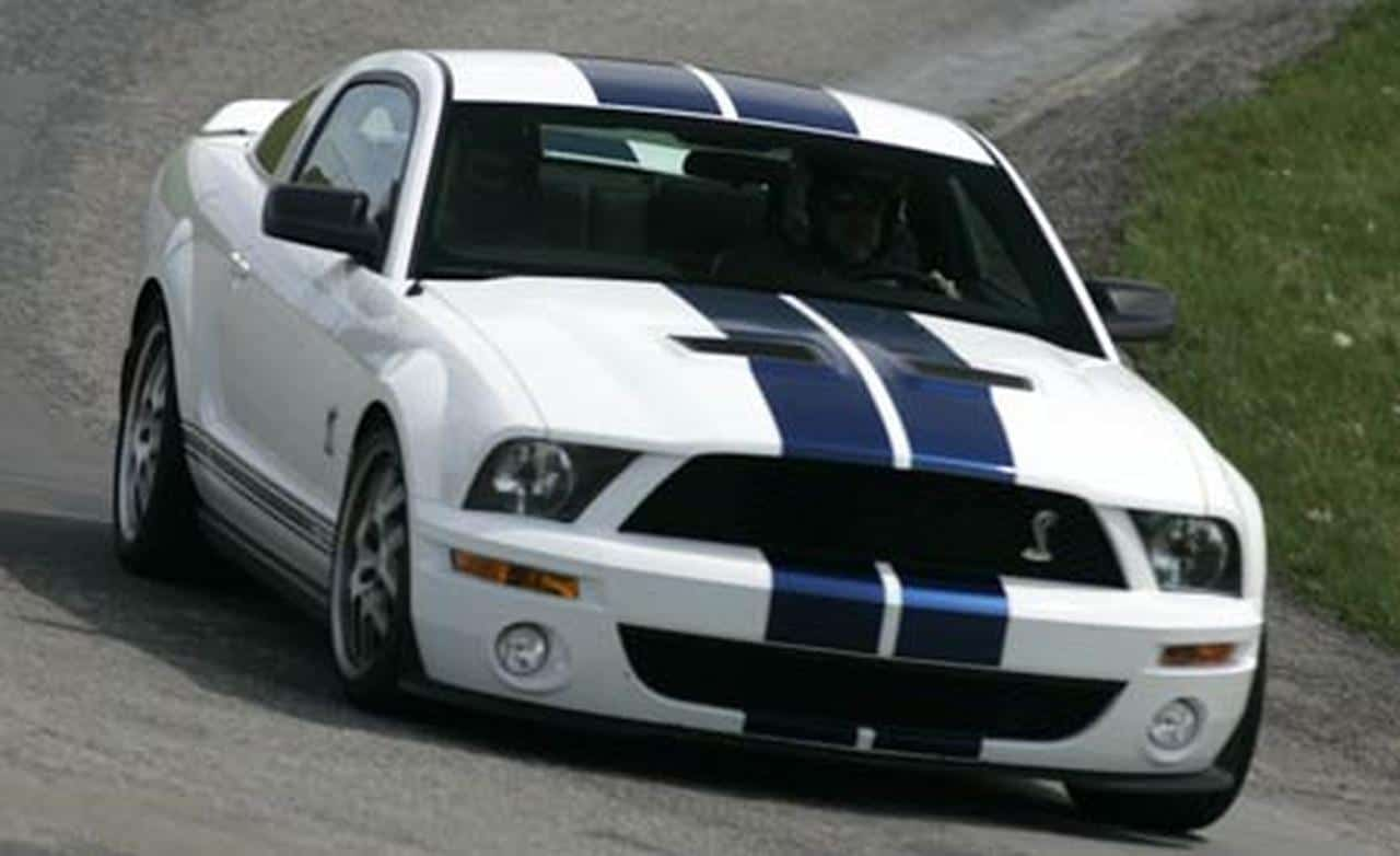 Fastest Mustang In The World List 05