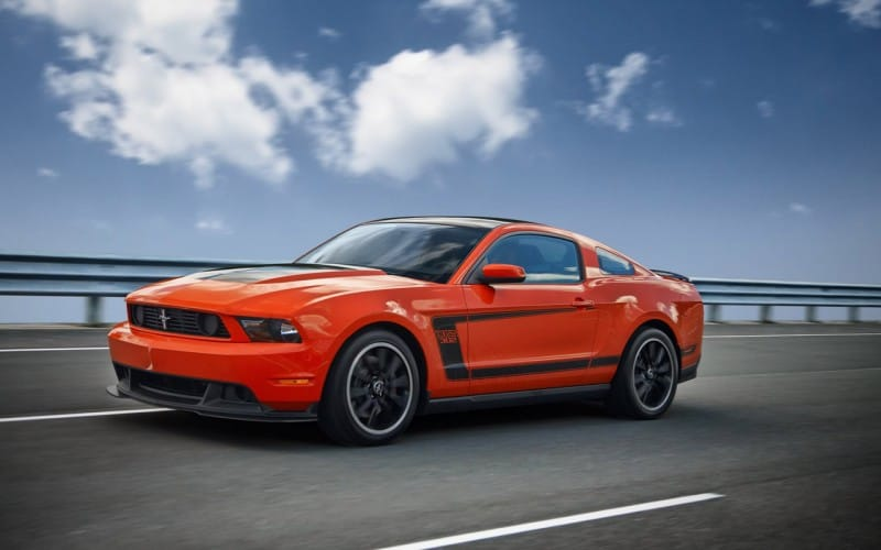Fastest Mustang In The World List 04