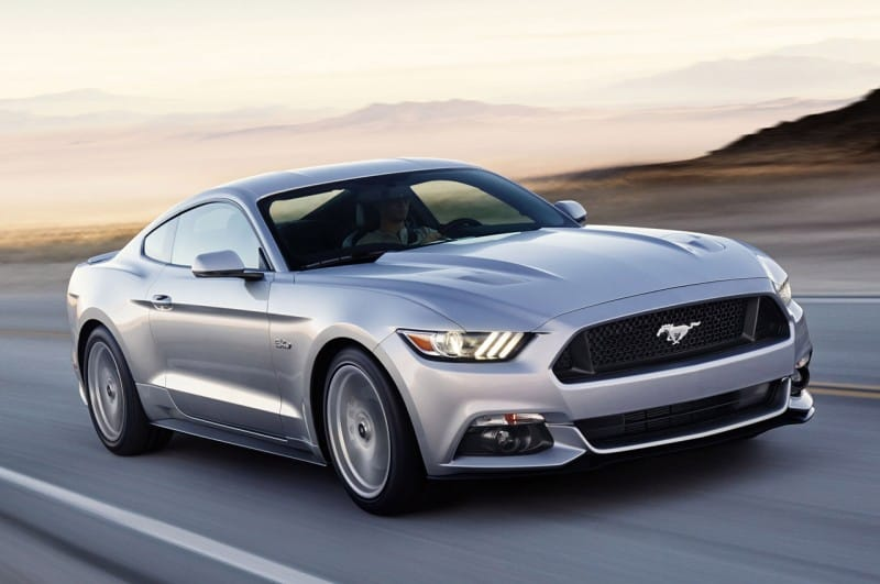 Fastest Mustang In The World List 06
