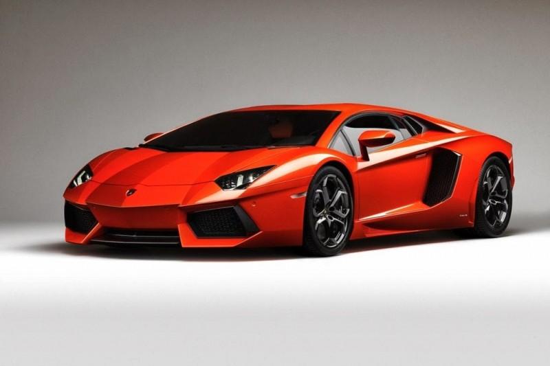 Most Expensive New Cars - Lamborghini Aventador Anniversario