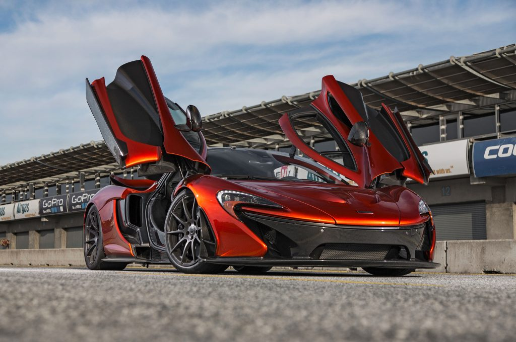 Most Expensive New Cars - McLaren P1