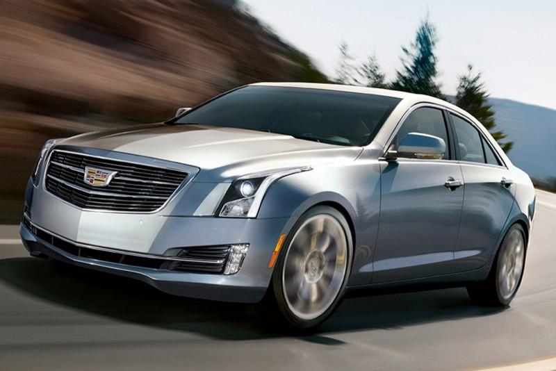 2015_Cadillac_ATS_Standard_4dr_Sedan_25L_4cyl_6A_3951645