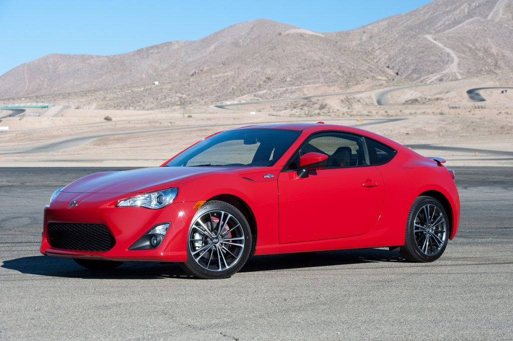 Best Tuner Cars - 2015 Scion FR-S
