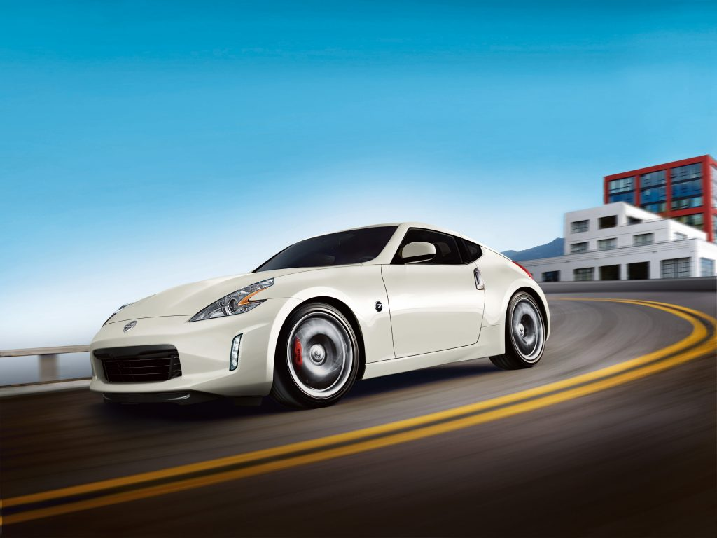 Best Tuner Cars - 2016 Nissan 370Z Coupe